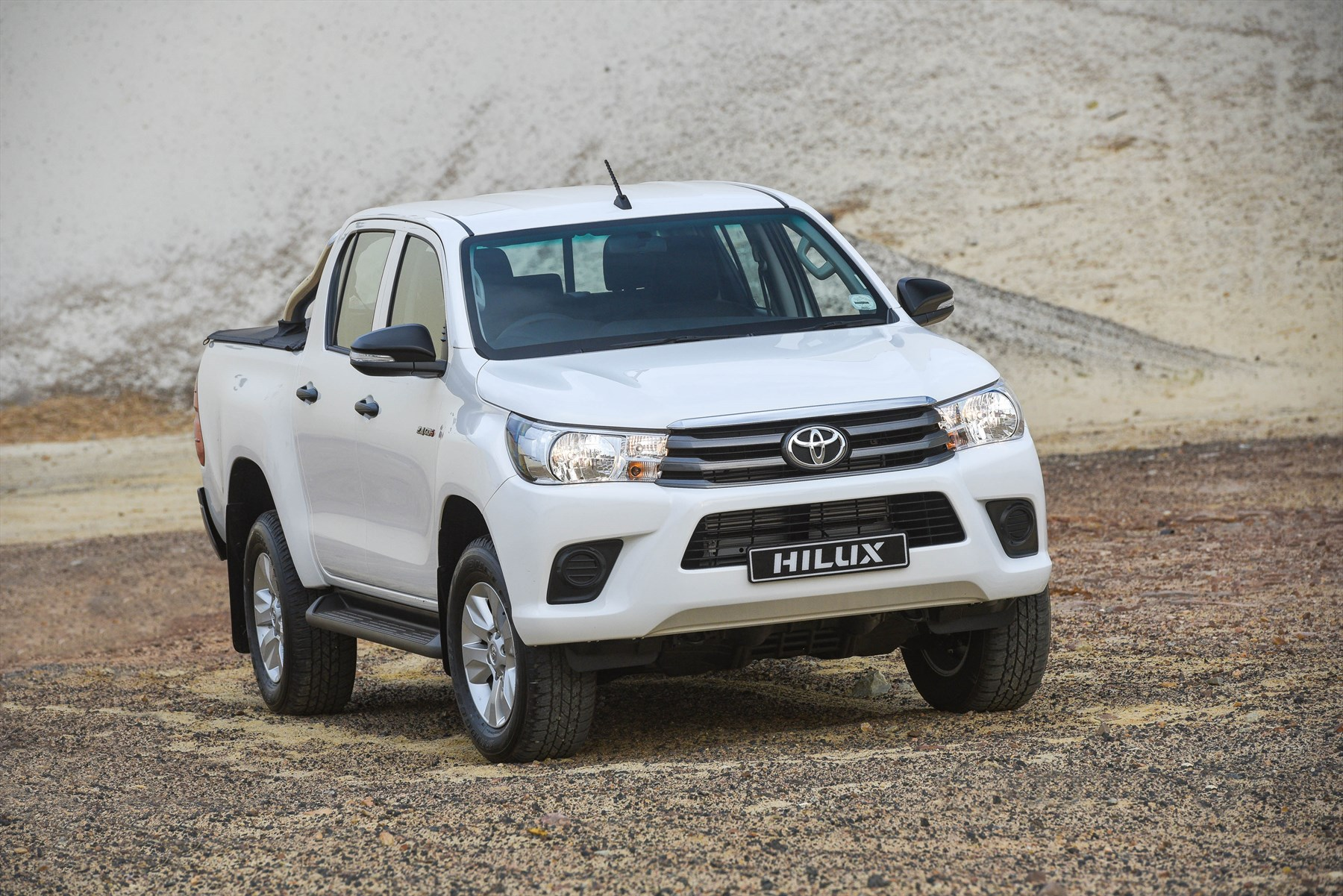 Toyota Hilux SRX & Fortuner Hit the Gym Fuzion PreOwned